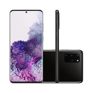 [AMERICANAS R$ 3.309] Smartphone Samsung Galaxy S20+ Cosmic Black
