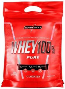 [PRIME] Whey 100% Pure Refil (907G), Integralmédica | R$70 | Cookies