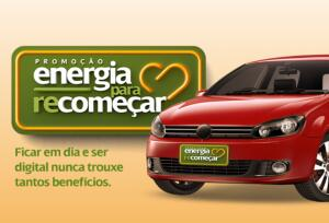 Promoção na Conta de Energia - Sorteios de Prêmios ( COELBA; CELPE; COSERN; ELEKTRO )
