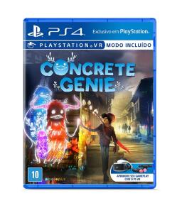CONCRETE GENIE PS4 | R$60