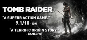 [Steam] Tomb Raider GOTY - 90% OFF