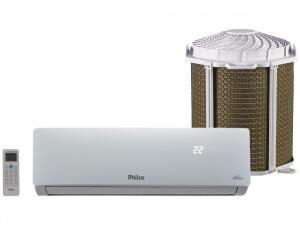 Ar-condicionado Split Philco Inverter 12.000 BTUs - Frio 12000ITFM9W | R$ 1.439