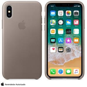 Capas oficiais Apple para iPhone X a partir de R$28,02