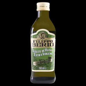 [Leve 4 pague 3] Azeite Italiano de Oliva Extra Virgem FILIPPO BERIO Vidro 500ml   R$15
