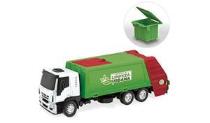 Iveco Tector Coletor Usual Brinquedos Sortidos | R$40