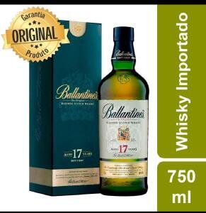 Whisky Ballantine's 17 Anos 750ml | R$180
