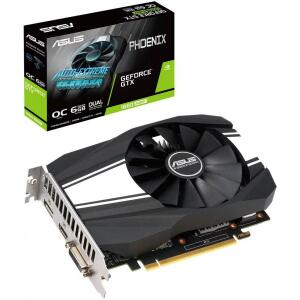 Placa de Vídeo Asus, GeForce, GTX 1660 Super Phoenix OC   R$1600
