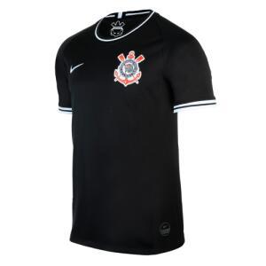 Camisa Nike Corinthians II 2019/20 Torcedor Pro Masculina | R$109