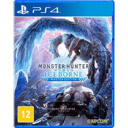 Monster Hunter Iceborne - PS4 - R$100