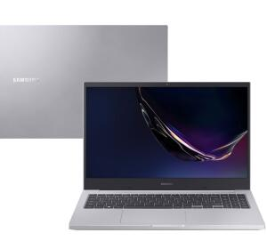 Samsung Book X50 Intel® Core™ i7-10510U , Windows 10 Home, 8GB, 1TB, Placa de Vídeo 2GB, 15.6'' HD LED - R$4399