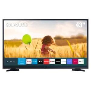 Smart TV LED 43´ Full HD Samsung, 2 HDMI, 1 USB, Wi-Fi, HDR R$1709