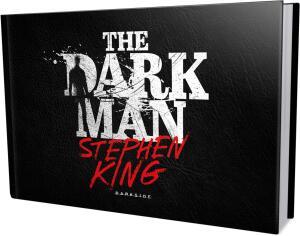 [HQ] The Dark Man: O Homem que Habita a Escuridão - Stephen King (Darkside) | R$25