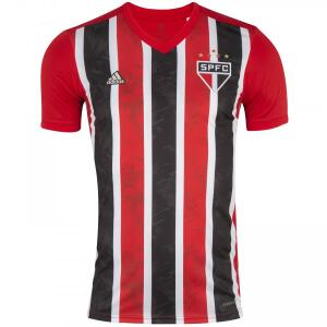 Camisa do São Paulo II adidas 20 - Masculina   R$ 114