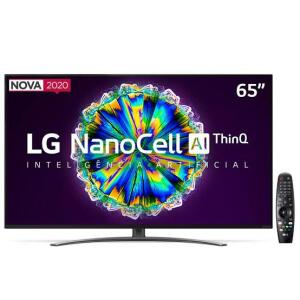 "Smart Tv Lg 65"" 65nano86 4k Ips Nanocell   R$5.199"