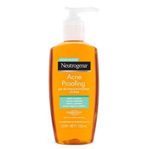 [Prime] Gel de Limpeza Acne Proofing, Neutrogena, 200ml R$ 31