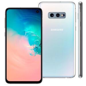 Smartphone Samsung Galaxy S10e Branco 128GB | R$1999
