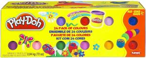 Massa de Modelar Play-Doh Hasbro 24 Potes - R$122