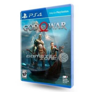 [Selecionados] Jogo God of War - PS4