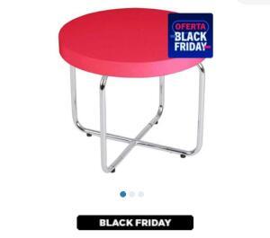 [BLACK FRIDAY] Mesa de Centro Finlandek Color Redonda