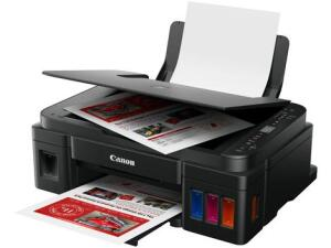 Impressora Multifuncional Canon Mega Tank G3110 - Tanque de Tinta Colorido Wi-Fi   R$855