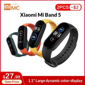 Mi Band 5 | R$141