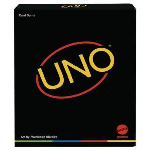 Jogo Uno Minimalista - Mattel | R$ 43