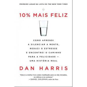 Livro | 10% mais feliz - R$24