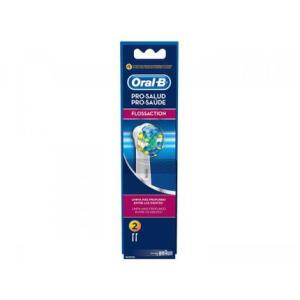 Refil para Escova Elétrica Oral-B FlossAction - 2 Unidades | R$33