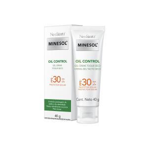 [2 unid] Protetor Solar Facial Neostrata Minesol Oil Control Fps30 40g R$78
