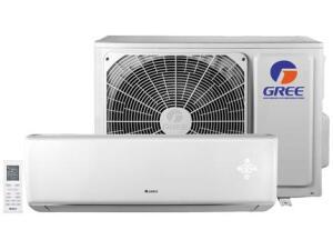 (Cliente ouro)Ar condicionado split gree 12000 BTUs (frio) R$1295