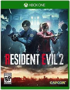 Jogo RESIDENT EVIL 2 - Xbox One Game   R$64 (Versão Deluxe por R$79)
