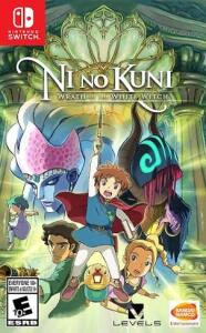 Ni no Kuni: Wrath of the White Witch - Nintendo Switch [Africa do Sul e Russia] R$47