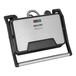 Grill Mallory Asteria Compact Inox – Preto R$85