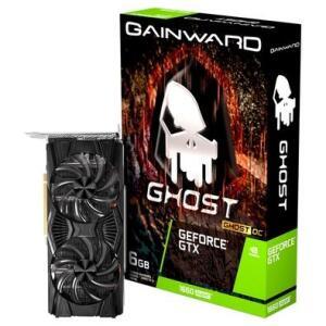 Placa de Vídeo Gainward NVIDIA GeForce GTX 1660 Super Ghost OC | R$ 1567
