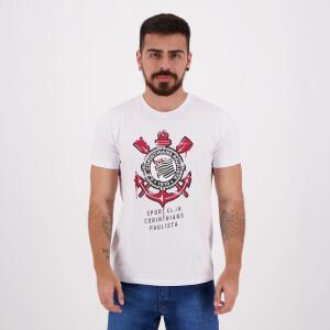 Camiseta Corinthians Willians Branca | R$ 25