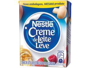 [1,00 de volta: R$1,61] Creme de leite Nestlé 200ml