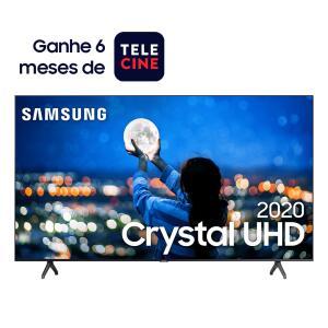 "Smartv 70"" Samsung Crystal UHD TU7000 | R$4000"