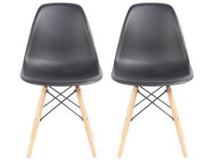 Cadeiras eames, CB 20 | App R$220