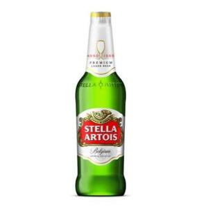 [30% de AME = R$5,24] Cerveja Stella Artois Long Neck 550ml | R$7,49