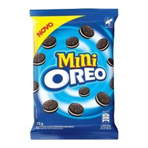 [AME 50%] Biscoito Oreo Mini Chocolate | R$2,50