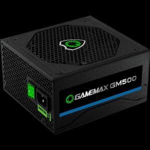 Fonte Gamemax GM500 500W, 80 Plus Bronze, PFC Ativo R$312
