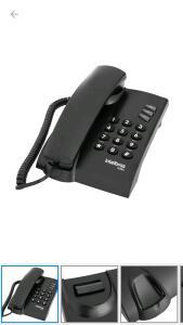 Telefone Intelbrás Pleno R$40