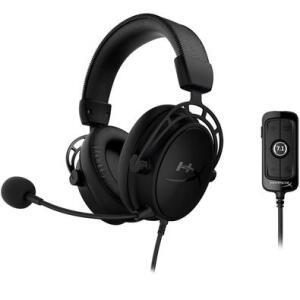 Headset Gamer HyperX Cloud Alpha S Blackout 7.1 R$637