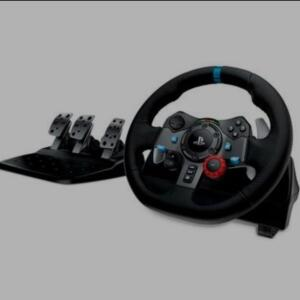 Volante Logitech G29 Driving Force PS3/PS4/PC - R$1800