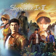 Shenmue I & II - PS4 PSN   R$54