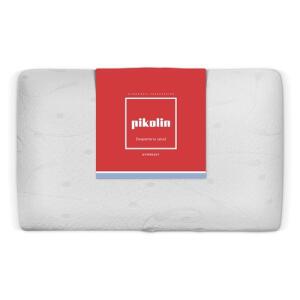 Travesseiro Hyper Soft Pikolin Mannes 60x40x18 Branco | R$70