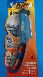 Acendedor multiuso handy 871354 Bic BT 1 | R$15