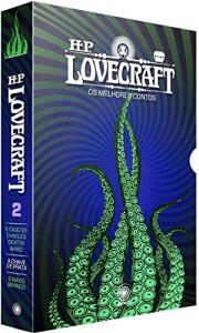 [PRIME] Box HP Lovecraft: Os Melhores Contos - Vol. 2 | R$30