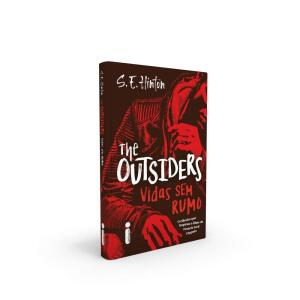 [PRIME] Livro The Outsiders: Vidas Sem Rumo (capa dura) | R$14