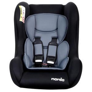 Cadeira Para Automóvel Team Tex Nania Trio Acces - Até 25kg - Preto. | R$ 200